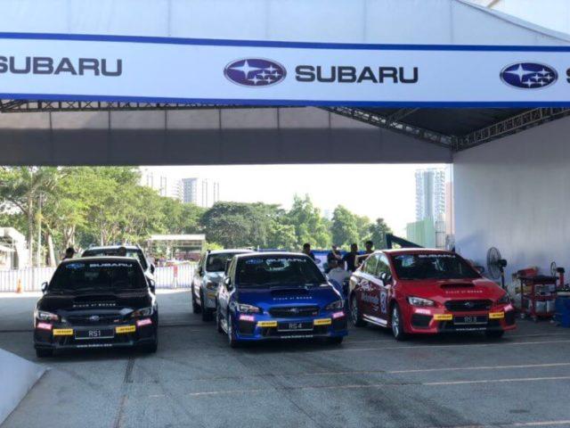 Subaru Wrx Sti 2020